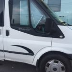 ford transit 2006remis