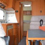 Niesmann Flair 6700 I - Amplitud interior