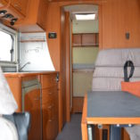 Niesmann Flair 6700 I – Amplitud interior
