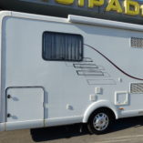 Hymer B698 PL - Zona exterior