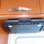 Hymer B698 PL - Extractor Dometic