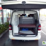 VW California No Limit - Cama trasera