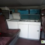 VW California No Limit - Interior