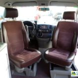 VW California No Limit - Sillones giratorios calefactables
