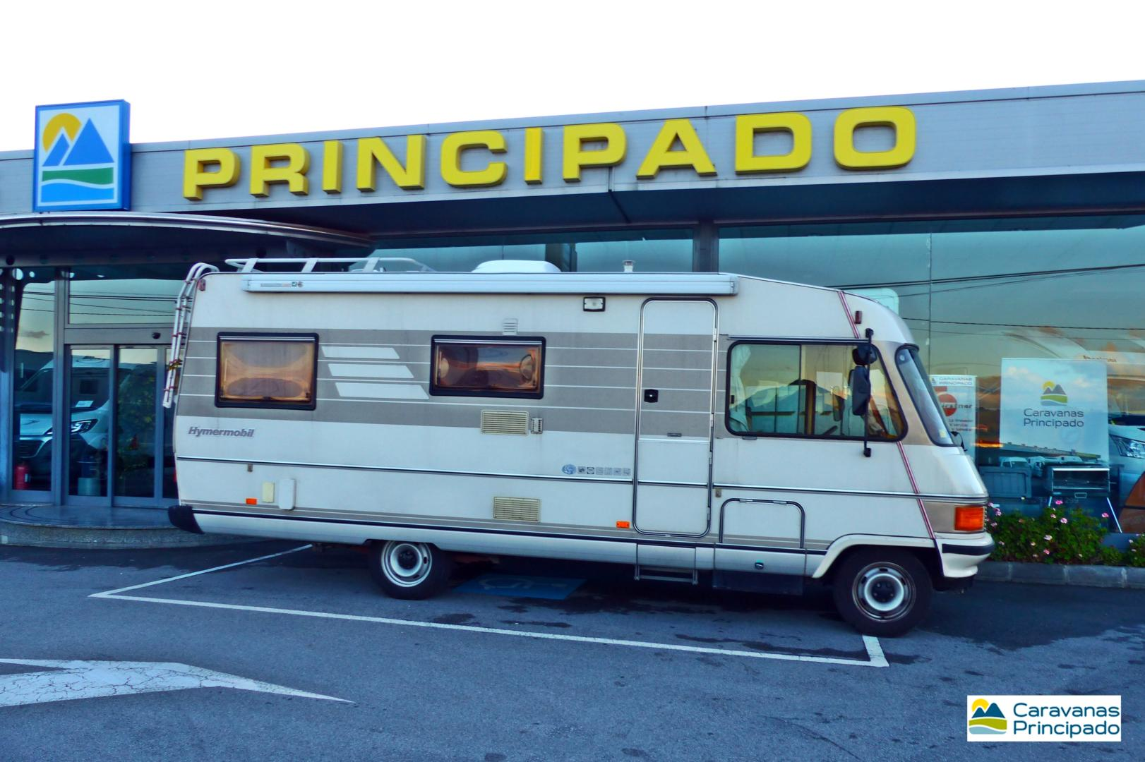 Hymer Integral - Exterior