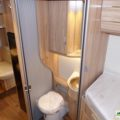 Hymer Trump 578 - Baño independiente