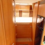 BÜRSTNER IXEO IT 710 - Dormitorio